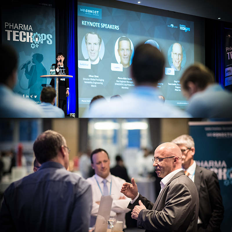 Maintenance and reliability experts meet at the Pharma TechOps conference